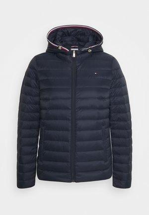 ESSENTIAL PACK - Down jacket - navy