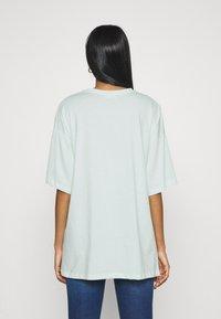 Even&Odd - Print T-shirt - light blue - 2