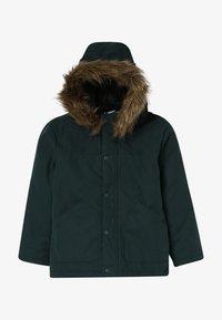 Name it - NKMMALIEN JACKET - Winter jacket - green gables - 4