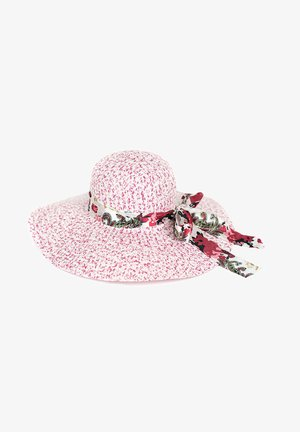 Beach accessory - fresh raspberry