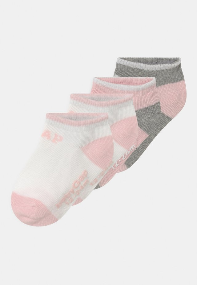 TODDLER 4 PACK - Socks - multi-coloured