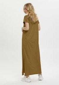 Kaffe - KACELINA - Maxi dress - cumin - 1