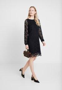 s.Oliver - Vestito elegante - black - 2