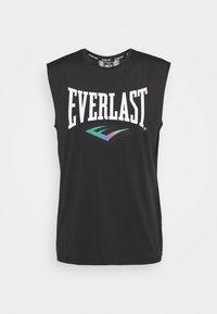 Everlast - TECH AMBRE - Top - black - 4