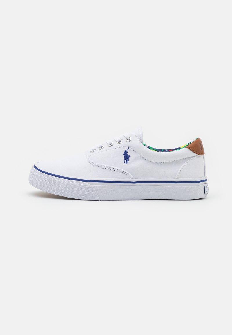 Polo Ralph Lauren - THORTON - Sneakersy niskie - white/heritage