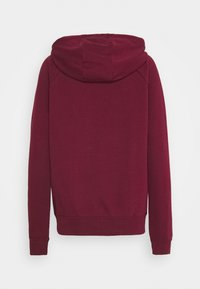 Nike Sportswear - HOODIE - Sweat à capuche - dark beetroot/white - 1