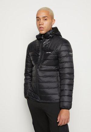 ENGINEERED JACKET - Light jacket - black