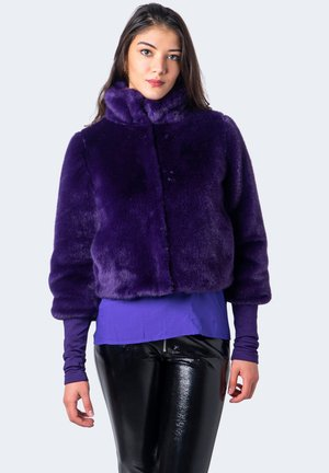 Winter jacket - violet