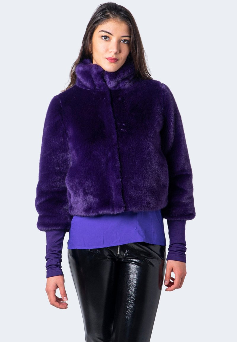 Patrizia Pepe - Winter jacket - violet