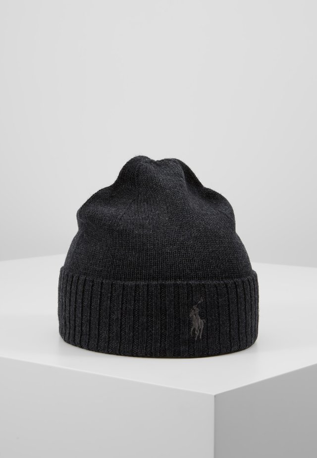 Bonnet - dark granite heather