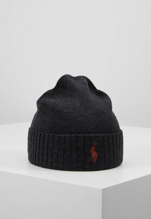 Czapka - dark granite heather