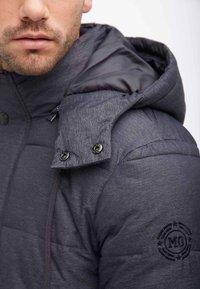 Mo - Veste d'hiver - mottled black - 3