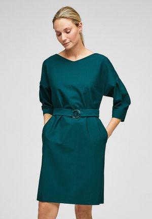 FEINES  AUS  - Shift dress - green