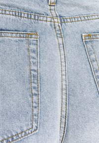 Missguided Plus - PLUS SIZE MOM - Shorts di jeans - blue - 2