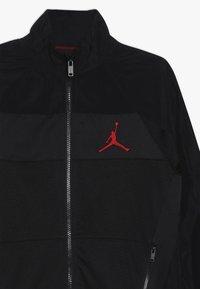 Jordan - AIR JORDAN SUIT JACKET - Sportovní bunda - black - 3
