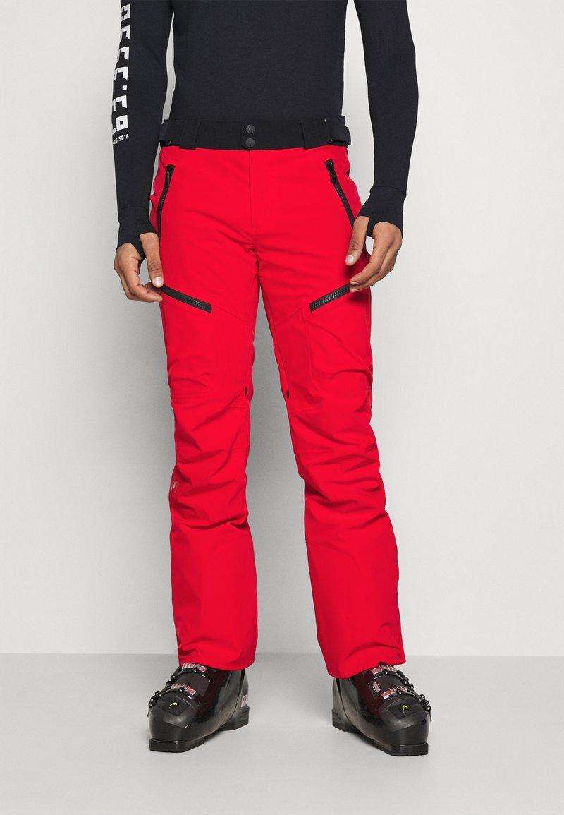 Toni Sailer - SPIKE - Snow pants - flame red