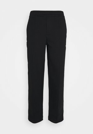 SUGARO LOUNG PANTS - Trousers - black