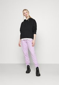 Noisy May - NMMALOU PANTS - Tracksuit bottoms - orchid bloom - 1