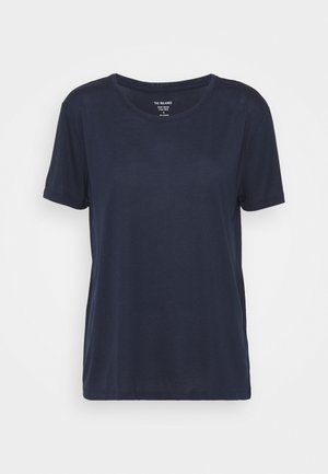 CREW  - T-shirts - dark blue