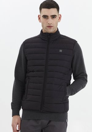 SÖRENSON - Waistcoat - black