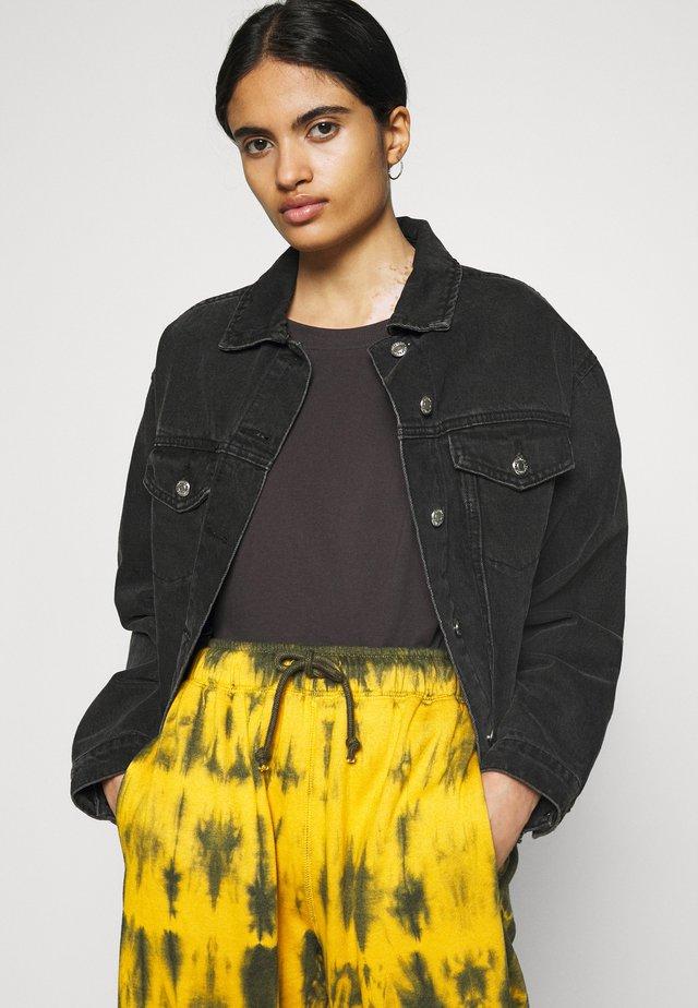 TIE DYE JOGGER - Pantalon de survêtement - brown
