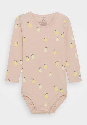 BODY PEAR - Body - light dusty pink/light dusty yellow