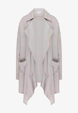 Klasický kabát - grau