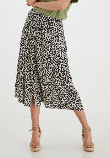 A-line skirt - birch mix