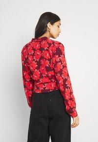 Rolla's - BELLA DATURA BLOUSE - Bluse - raspberry - 2
