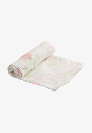 Muslin blanket - pinkpeony