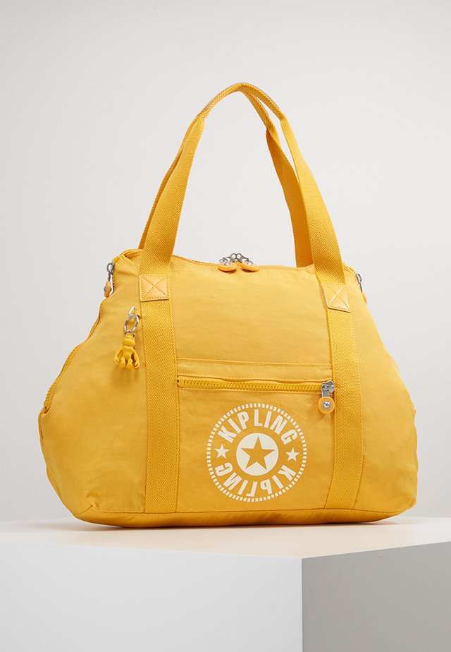 ART M - Weekend bag - lively yellow