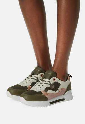 ACTIVE CITY - Trainers - army green
