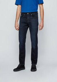 BOSS - Straight leg jeans - dark blue - 0