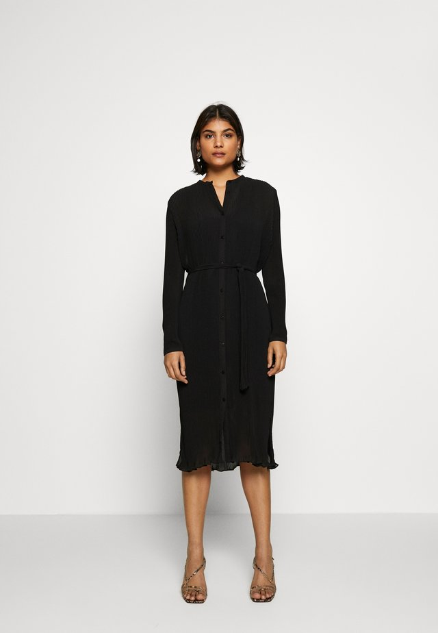 ALBERTE DRESS - Robe d'été - black