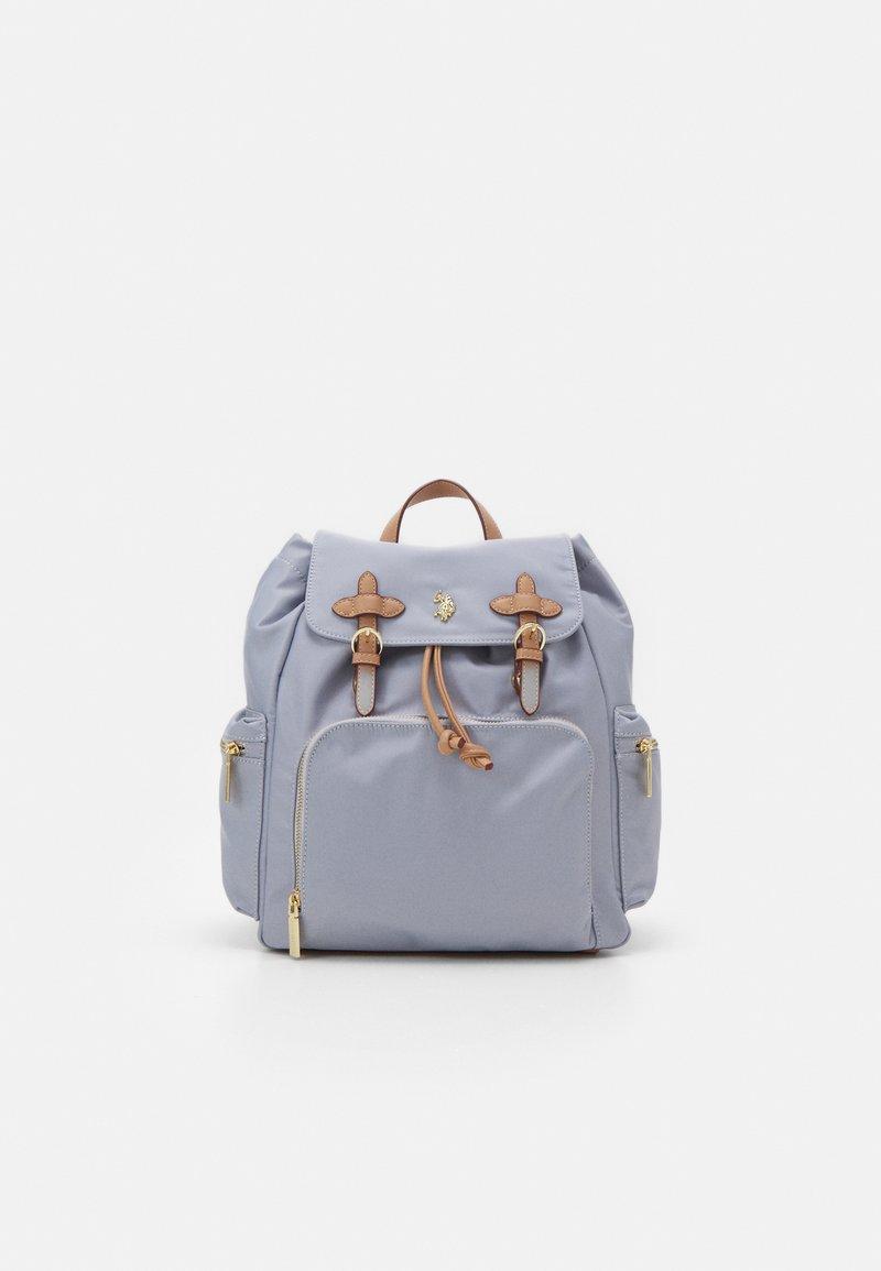 U.S. Polo Assn. - HOUSTON BACKPACK BAG  - Reppu - lilac