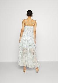 Lace & Beads - RUTH DRESS - Robe longue - mint - 2