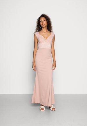 EMMA LACE  DRESS - Occasion wear - blush pink