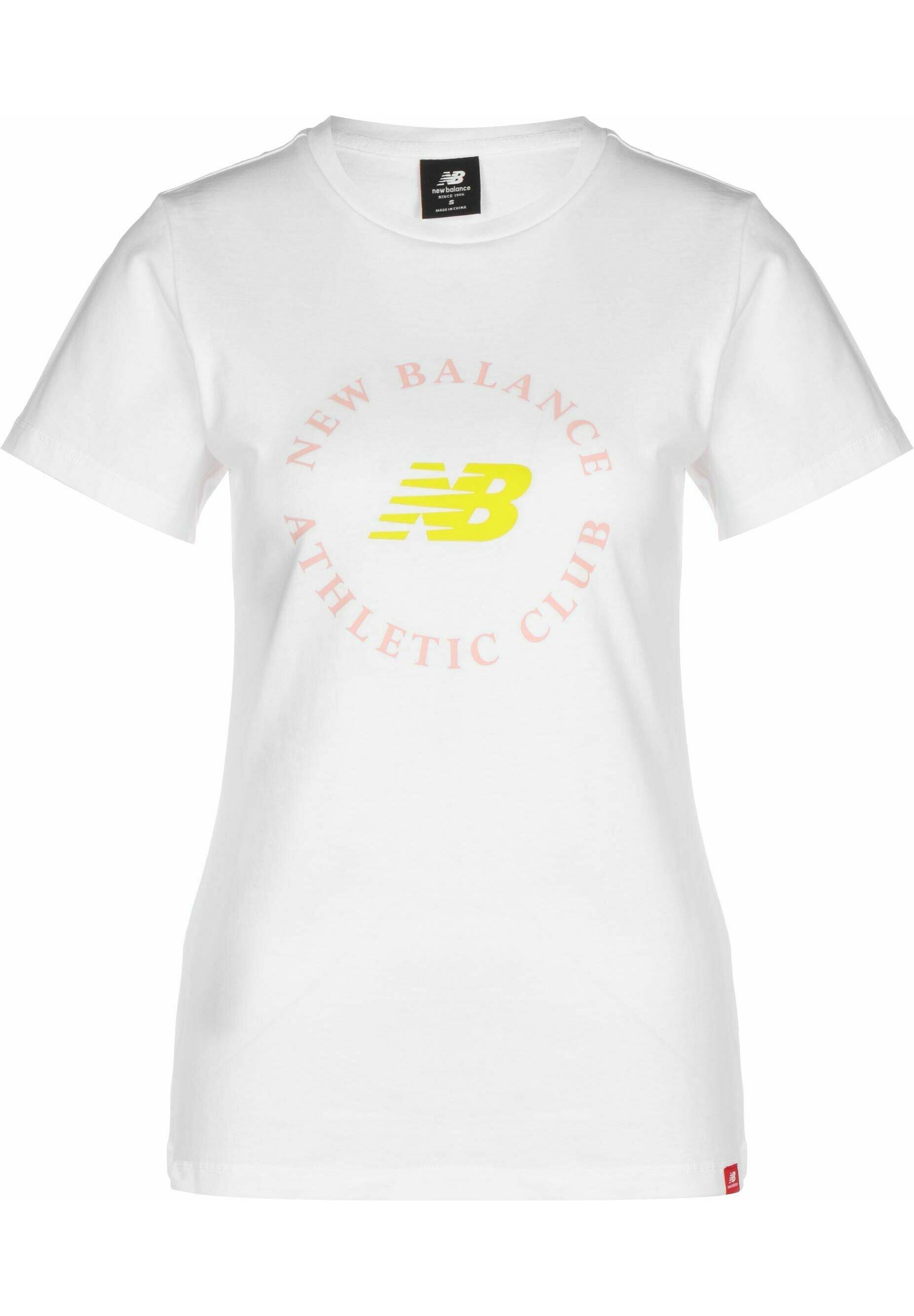Femme ESSENTIALS ATHLETIC CLUB GRAPHIC - T-shirt imprimé