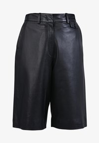 Oakwood - CITY - Leather trousers - black - 3