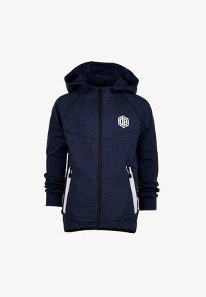 OSANTOS - Zip-up sweatshirt - dark blue