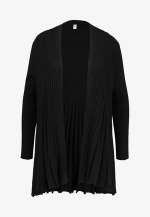 CLAUDISSE CAR - Strikjakke /Cardigans - black