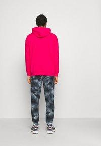 Zign - UNISEX - Pantalon de survêtement - mottled black - 2