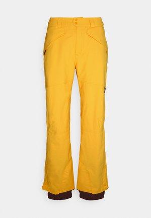 HAMMER - Zimní kalhoty - old gold
