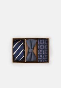 Jack & Jones - JACTONY NECKTIE GIFTBOX SET - Tie - navy blazer - 5