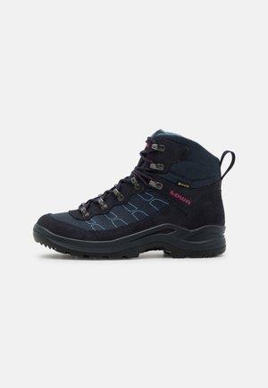 TAURUS PRO GTX MID - Hiking shoes - navy