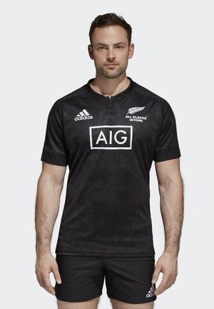 All Blacks Home 7s Jersey - National team wear - black