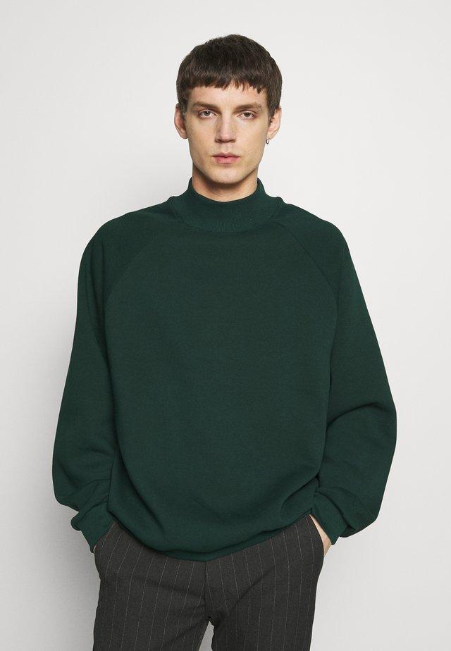 UNISEX - Sweatshirt - dark green