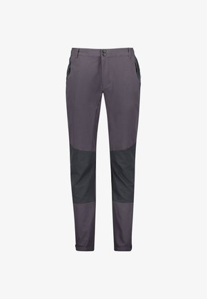 Trousers - anthrazit