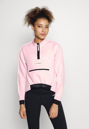 HIKE  - Long sleeved top - clear pink