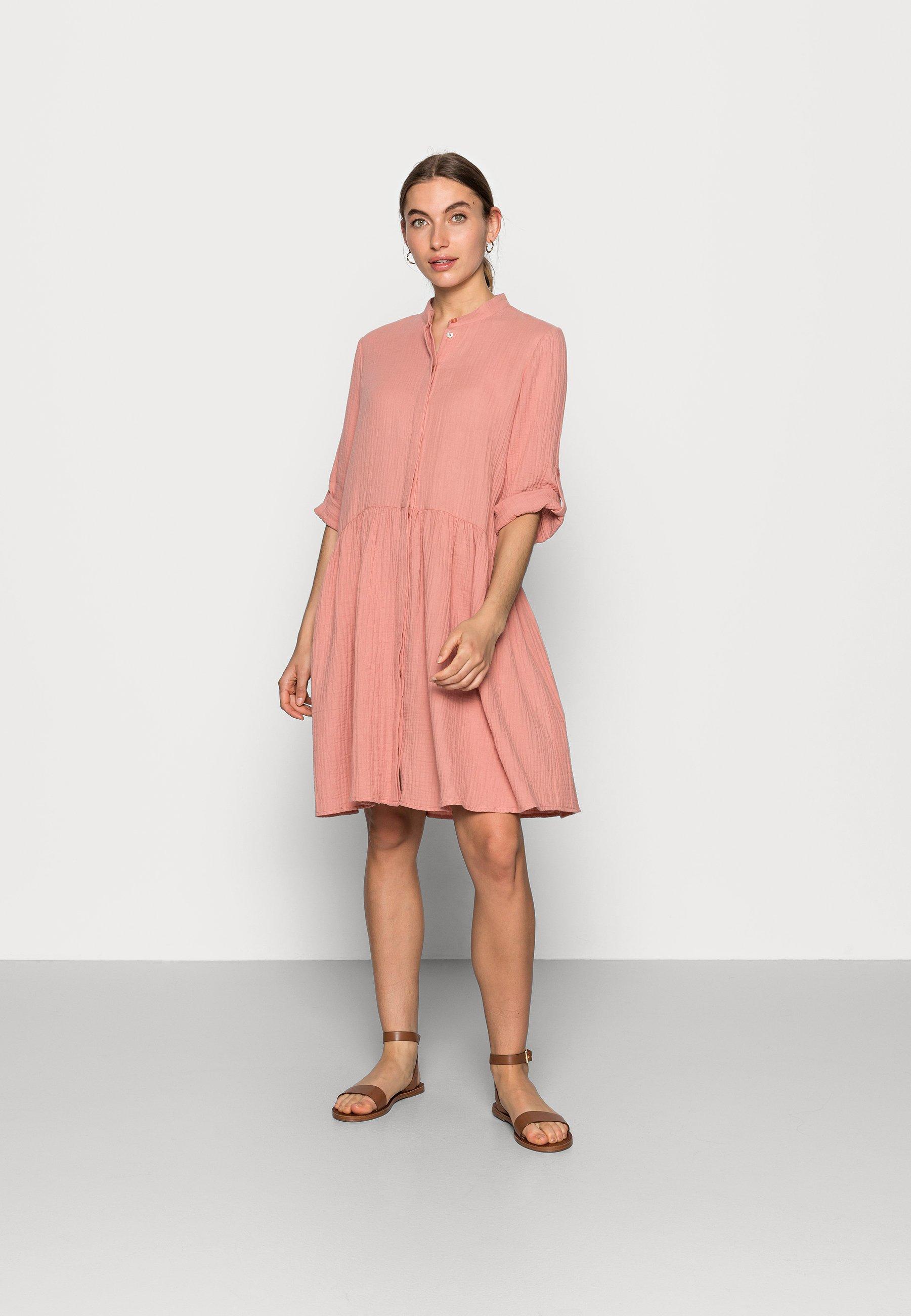 Mujer ALBANA - Vestido camisero